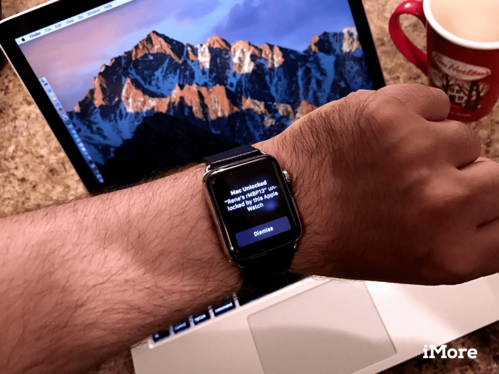 Your Mac was unable to communicate with your Apple Watch.